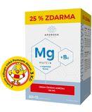 APOROSA prémiový Hořčík Citrát 150 mg + B6 75 tablet