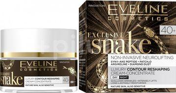 Eveline EXCLUSIVE SNAKE  luxusní denní a noční krém 40+ 50ml