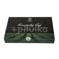 Dárková kazeta osmi druhů gruzínských čajů Manna