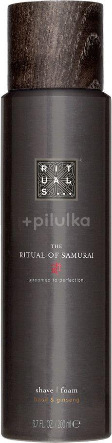 Rituals Samurai, Gel na holení 200ml