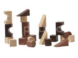 Kids Concept Kostky dřevěné Neo 21ks
