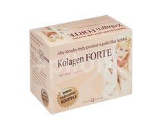 Rosen Kolagen Forte tablety 120 + 2 RosenSpa zelené rašelinová koupele