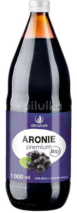 Aronie BIO Premium Allnature 1000ml