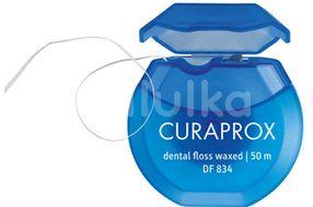 Curaprox DF 834 Dentální nit Floss Medium 50m Máta