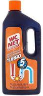 WC NET Turbo gelový čistič odpadů 1l
