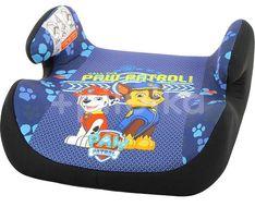 Autosedačka-podsedák Nania Topo Comfort Paw Patrol 2017 blue