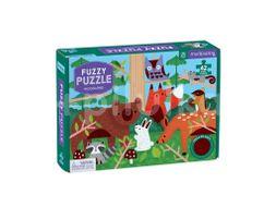 Mudpuppy Fuzzy Puzzle, Les 42ks