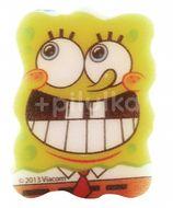 Dětská houba na mytí Sponge Bob 1ks