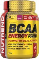 BCAA Energy Mega Strong Powder malina 500g