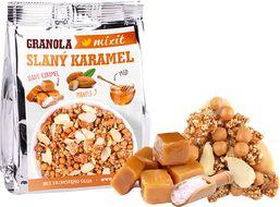 Mixit Granola z pece - Slaný karamel do kapsy 70g
