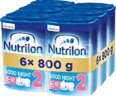 Nutrilon 2 Good Night 6x800g
