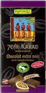 Rapunzel BIO Čokoláda hořká 70% 80g