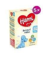 Hami Batolecí mléko od uk. 24. měsíce 5x600g