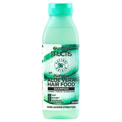Garnier Fructis Hair Food Aloe vera šampon pro normální až suché vlasy 350ml