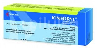 Noventis Kinedryl 10 tablet