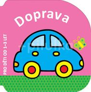 Svojtka Pro děti od 1-3 let Doprava