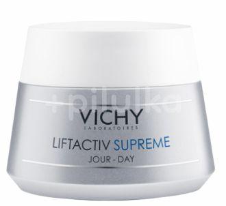 Vichy Liftactiv Supreme Korekční zpevňující péče proti vráskám pro suchou až velmi suchou pleť 50ml