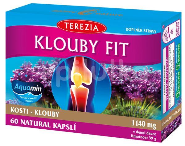 Terezia Klouby fit 60 kapslí