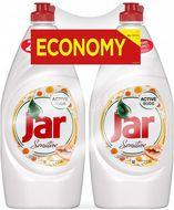 Jar Sensitive prostředek na nádobí Chamomile & Vitamin E 2x900ml