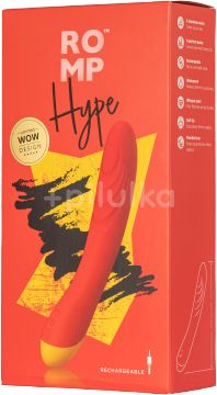 Romp Hype G-spot Vibrátor 1ks