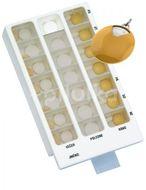 Dávkovač léků Fin.bílý02+typ 05den.OBZ