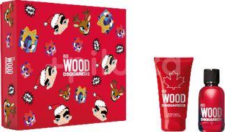 Dsquared2 Red Wood Set Eau de Toilette 30ml + Body Lotion 50ml