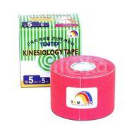 Tejp TEMTEX kinesio tape růžová 5cmx5m