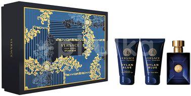 Versace Dylan Blue Set Eau de Toilette 50ml + Bath&Shower Gel 50ml + After Shave Balm 50ml