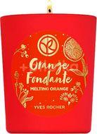 Yves Rocher Parfémovaná svíčka Pomeranč v čokoládě