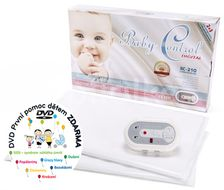 Baby Control Digital Monitor dechu BC-210 se dvěma senzorovými podložkami