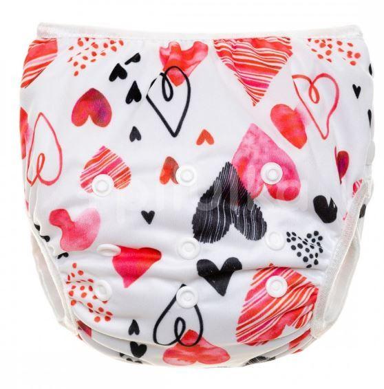 T-tomi Plenkové plavky hearts