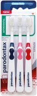 Parodontax Interdental Triopack Zubní kartáček Extra Soft 3ks