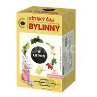LEROS Dětský čaj bylinný 20x1,8g