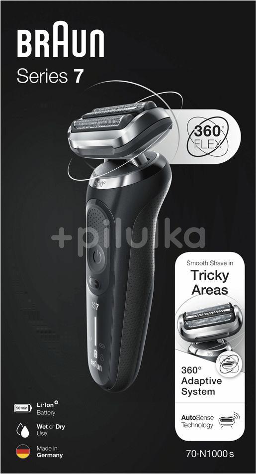 Braun Holící strojek Series 7 1000s Black
