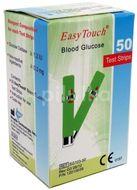 EasyTouch Proužky glukóza 50ks