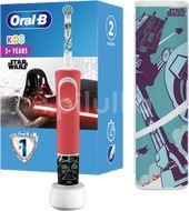 Oral-B Vitality Kids Elektrický kartáček Star Wars + cestovní pouzdro