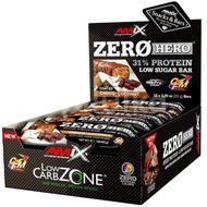 Amix Zero Hero 31% Protein Bar, Chocolate-Coconut, 15x65g