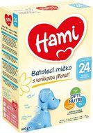 Hami batolecí mléko s vanilkovou příchutí od uk. 24. měsíce 600g