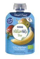 Nestlé Nature's BIO kapsička Hruška Jablko Banán 90g