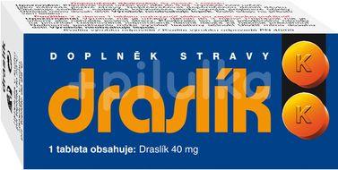 Naturvita Draslík 60 tablet