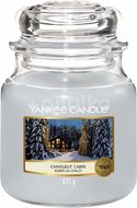 Yankee Candle Candlelit Cabin 411g