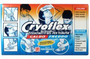 Cryoflex gelový studený/teplý obklad 27x12cm