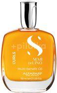 Alfaparf Milano Semi di Lino Multi funkční olej pro vlnité a kudrnaté vlasy 100ml