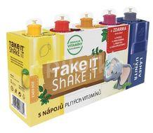 Take it shake it Slon mix ovocný nápoj 5x20ml