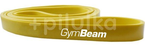 Posilovací guma Cross Band Level 1 GymBeam yellow