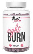 BeastPink Spalovač tuků Night Burn 120 kapslí