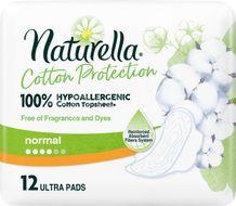 Naturella vložky Cotton Normal 12ks