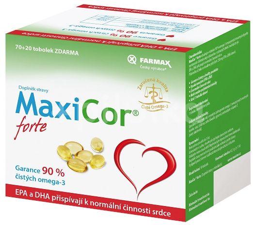 Farmax MaxiCor® forte 70+20 tobolek