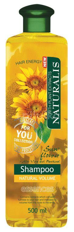 Naturalis vlasový šampon Slunečnice 500ml