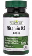 Vitamín K2 (100mcg) 30 tablet